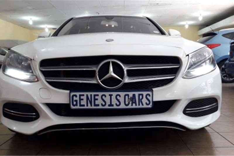 Mercedes Benz 180C Petrol 2015