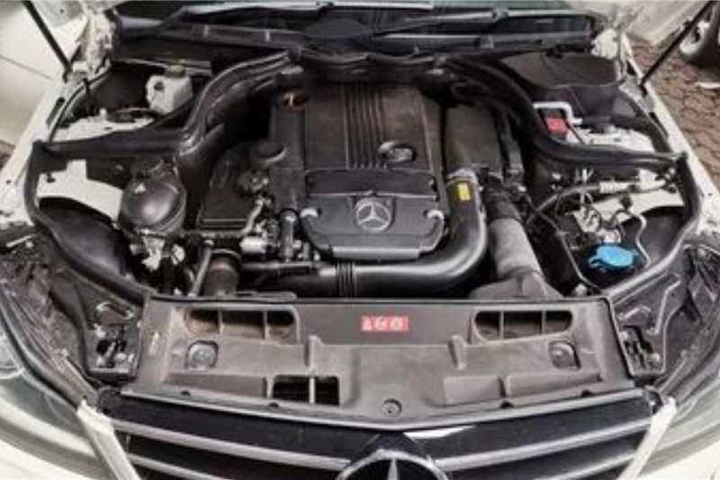 Mercedes Benz 180C Q3 2.0TDI SE 2013