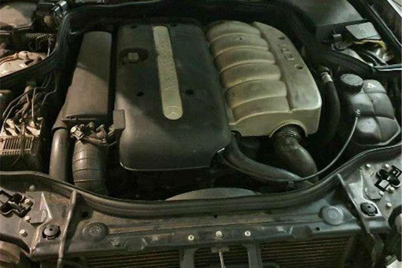 Mercedes Benz 180D 2003
