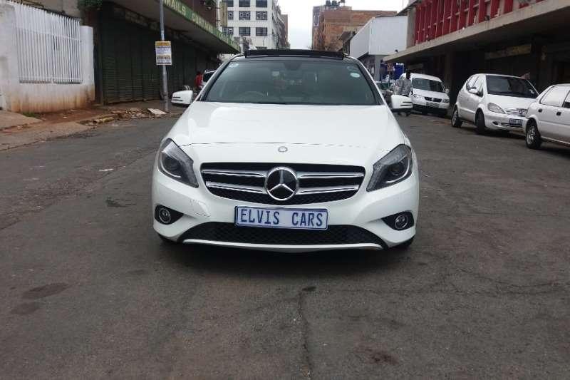 Mercedes Benz 180DC A180 2013
