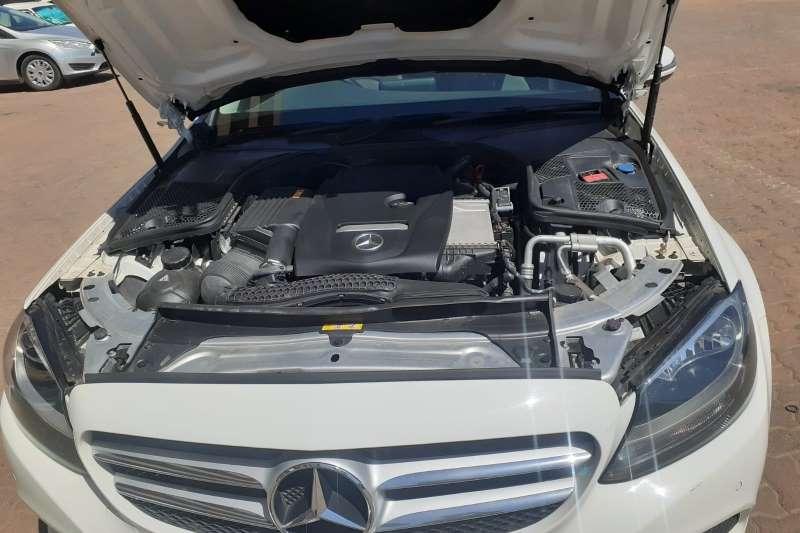 Mercedes Benz 180DC Automatic White 2018