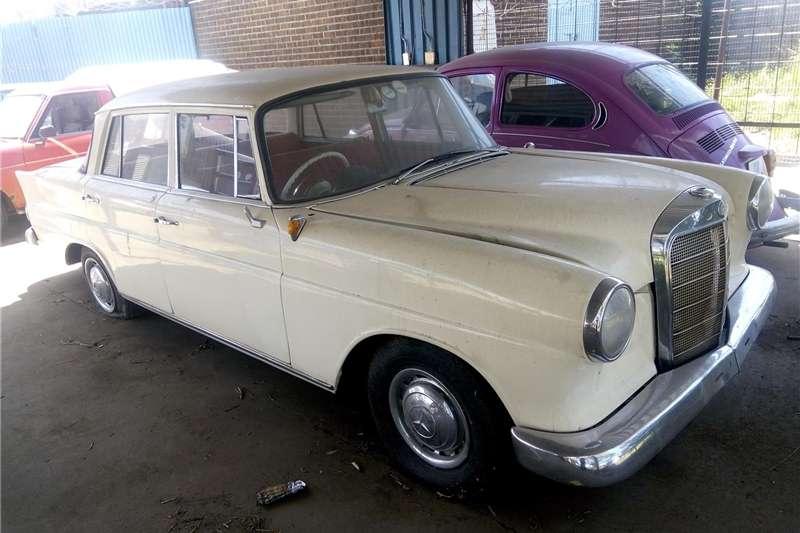 Mercedes Benz 190 1963