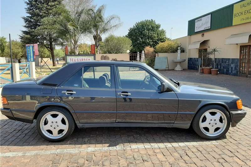 Mercedes Benz 190 1987