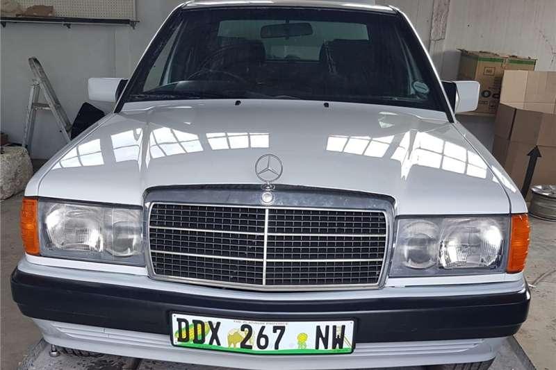 Mercedes Benz 190 1993