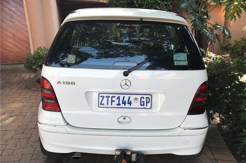 Used 2009 Mercedes Benz 190