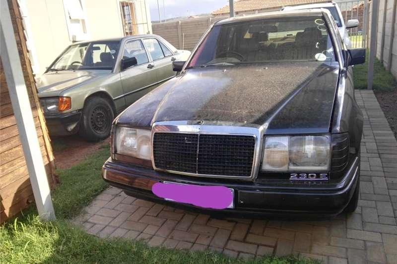Mercedes Benz 190D 1989