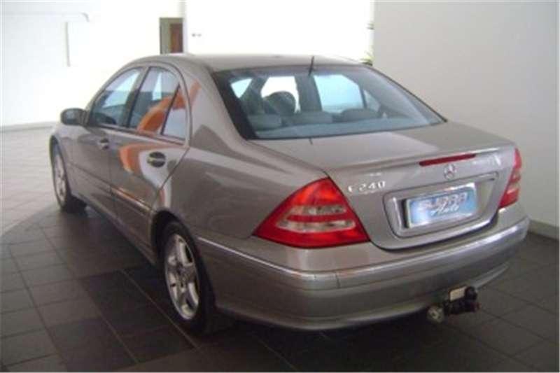 Mercedes Benz 200D 2000