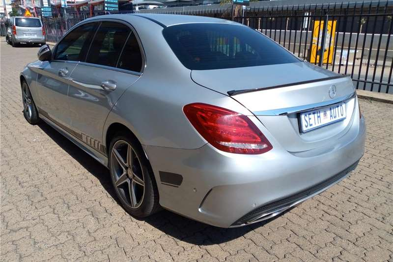Used 2016 Mercedes Benz 200D