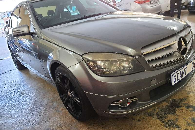 Mercedes Benz 200D C200 kompressor 2008