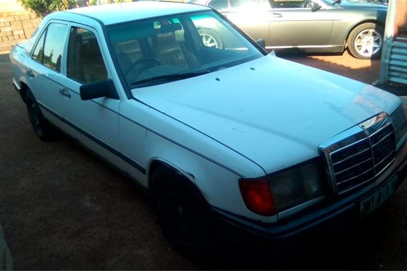Mercedes Benz 200E 1988