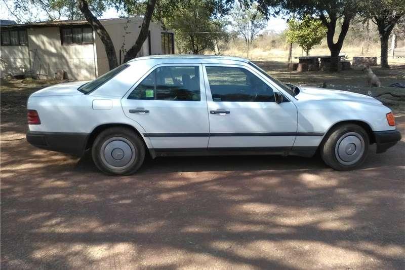 Mercedes Benz 200E 1989