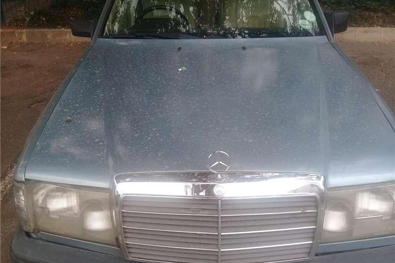 Mercedes Benz 200E 1990