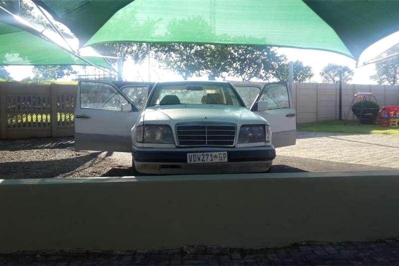 Mercedes Benz 200E 1997