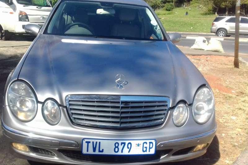 Mercedes Benz 200E 2006