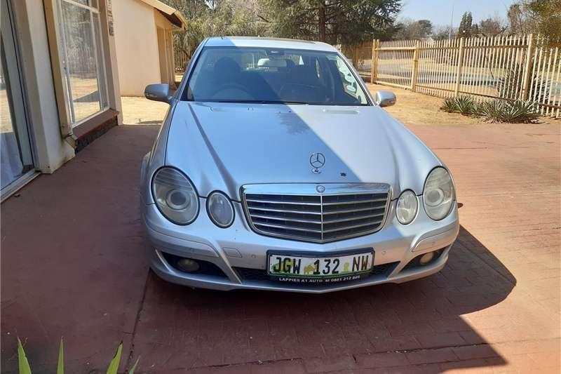 Mercedes Benz 200E 2019