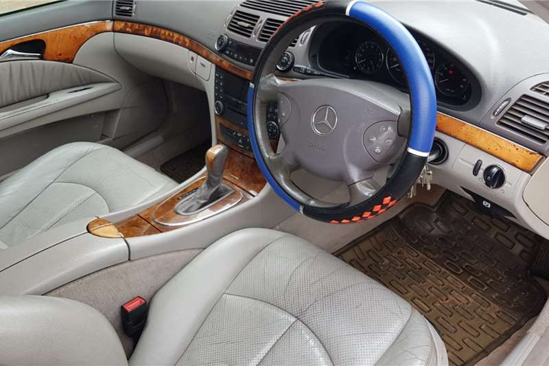 Mercedes Benz 200E 3,0 E270 AUTOMATIC 2003