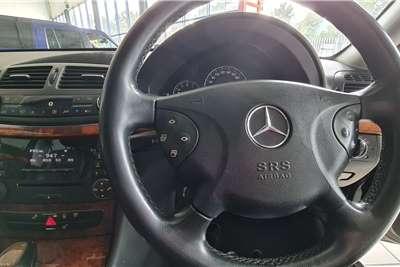 2004 Mercedes Benz 200E