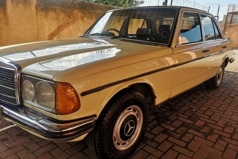 Used 1981 Mercedes Benz 200S