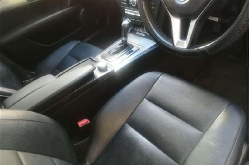 2013 Mercedes Benz 200S