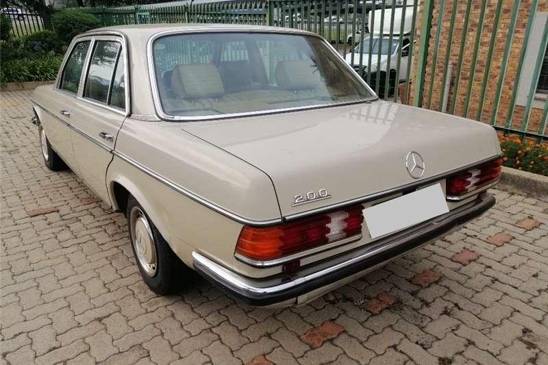 1982 Mercedes Benz 220B