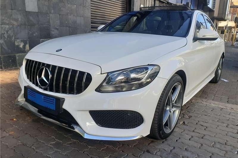 Mercedes Benz 220D 2015