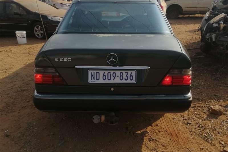 Mercedes Benz 220SE 1995