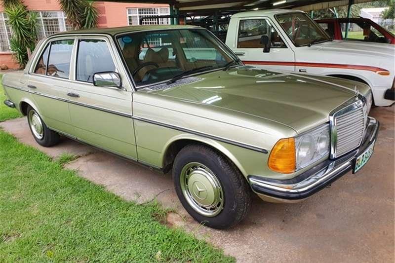 Mercedes Benz 230C 1980