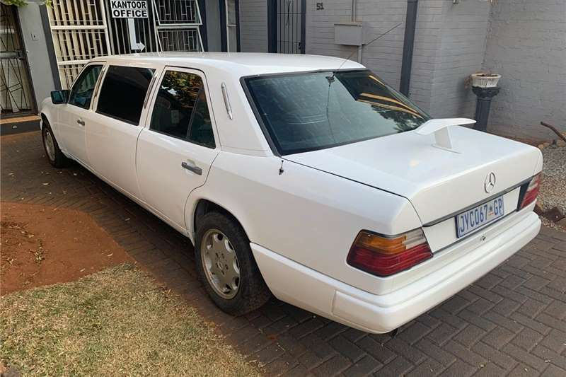 Mercedes Benz 230C 1989