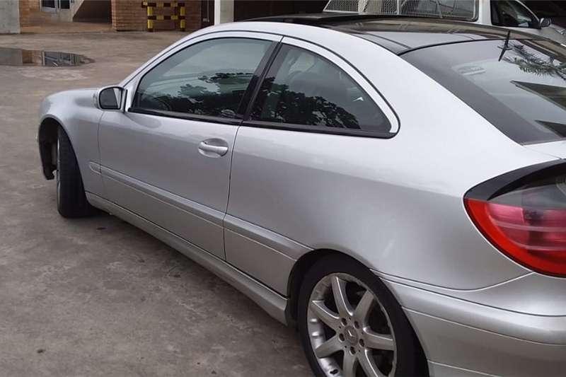 Mercedes Benz 230C 2002