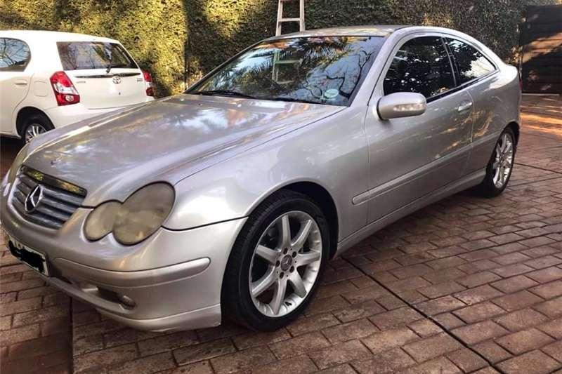 Mercedes Benz 230C 2003