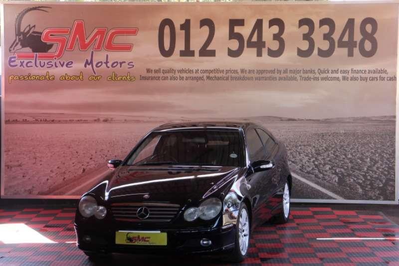Mercedes Benz 230C 2004