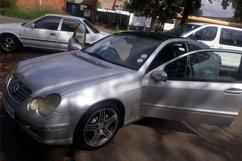 Mercedes Benz 230C 2008