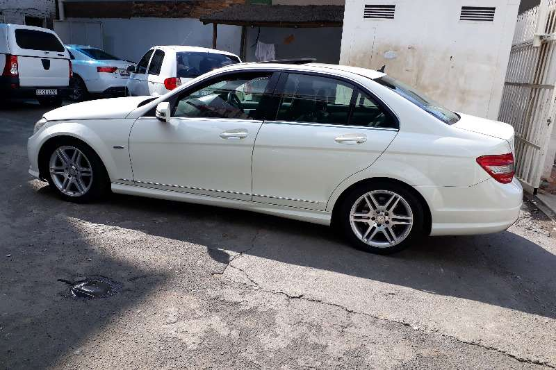 Mercedes Benz 230C AMG AUTOMATIC 2011