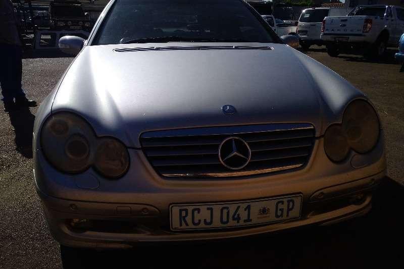 Used 2005 Mercedes Benz 230C