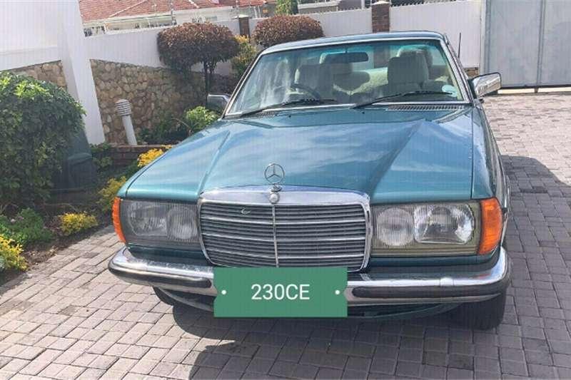 Mercedes Benz 230CE 1982