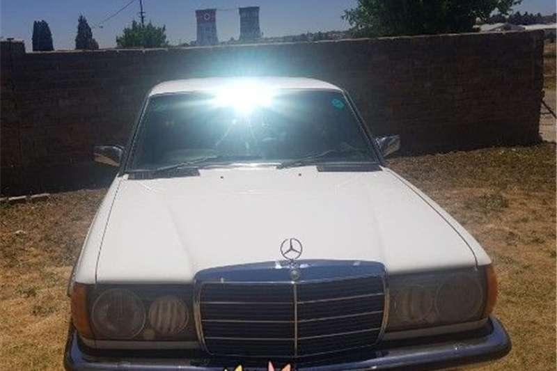 Mercedes Benz 230E 1985