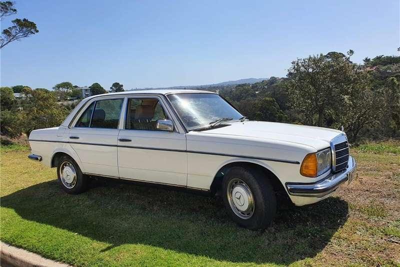 Mercedes Benz 230E 1986