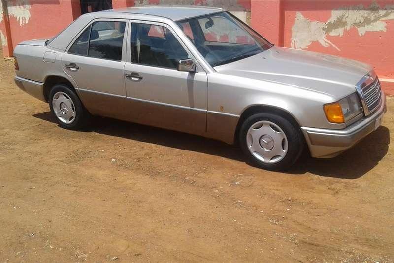 Mercedes Benz 230E 1990