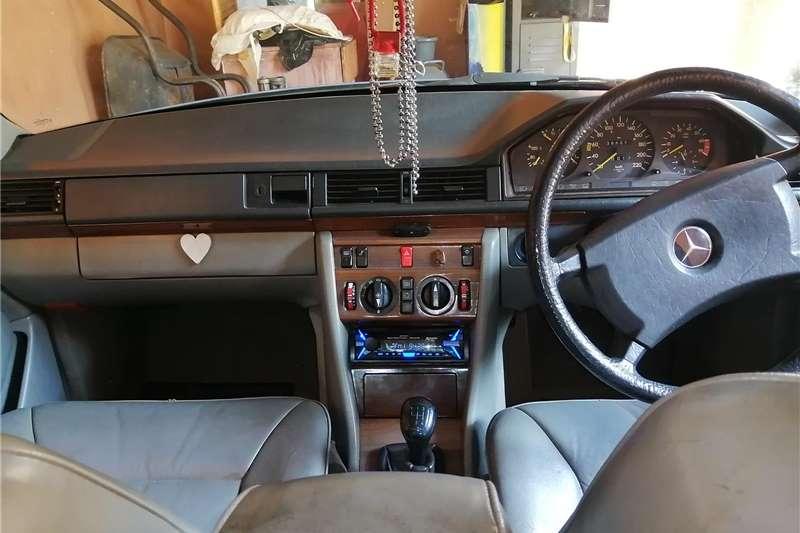 Used 1990 Mercedes Benz 230E