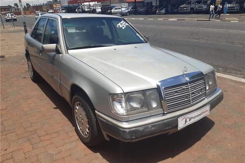 Mercedes Benz 230E 1991
