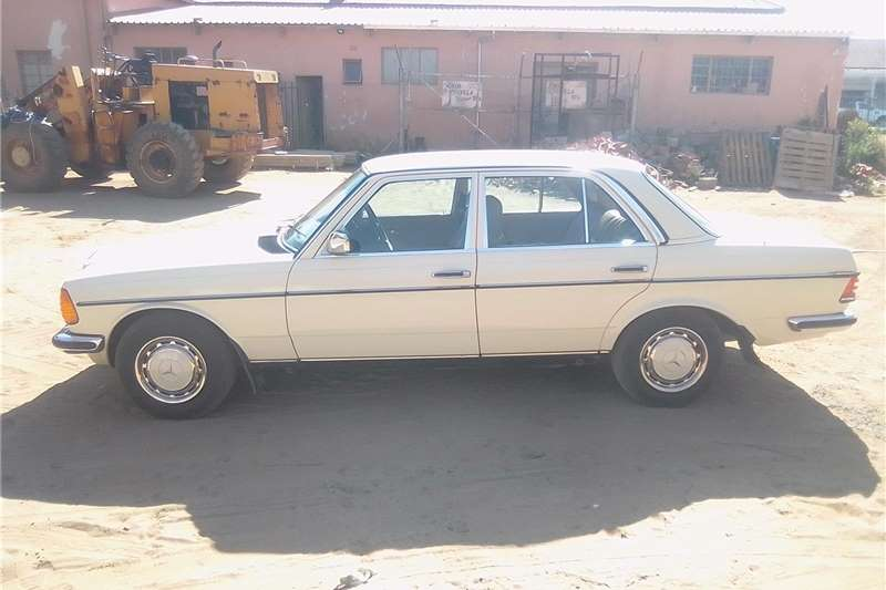 Used 1984 Mercedes Benz 230E