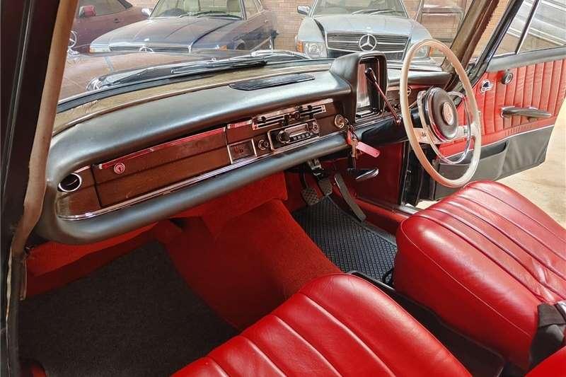 Mercedes Benz 230S 1966