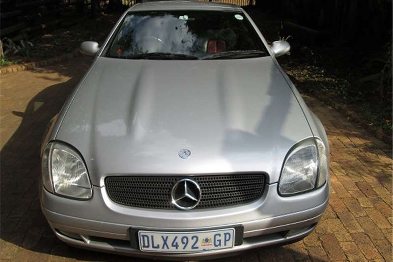 Mercedes Benz 230SL 1997