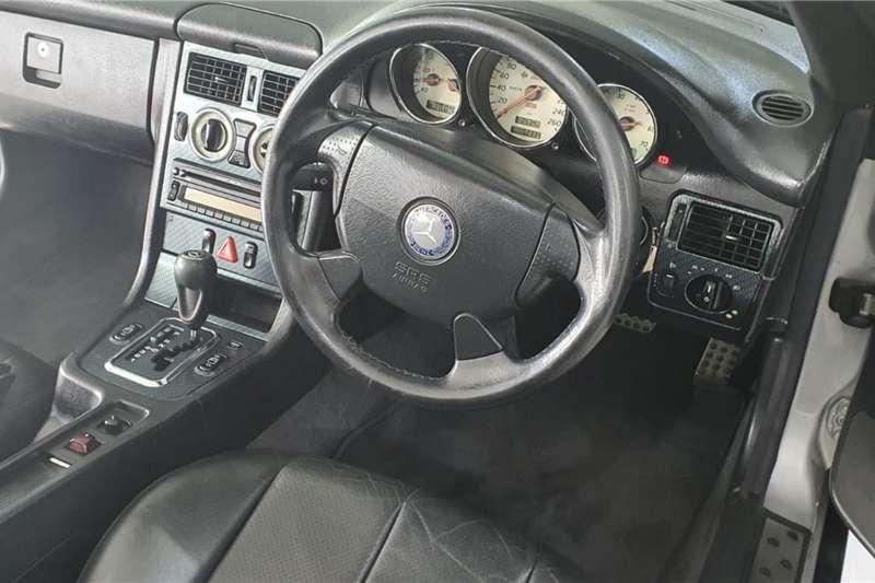 Mercedes Benz 230SL SLK 230 Kompressor A/t 1998