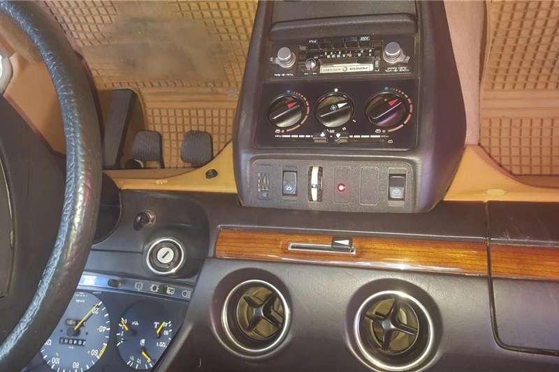 Mercedes Benz 240 G 1984
