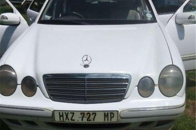 Mercedes Benz 240 G 2001