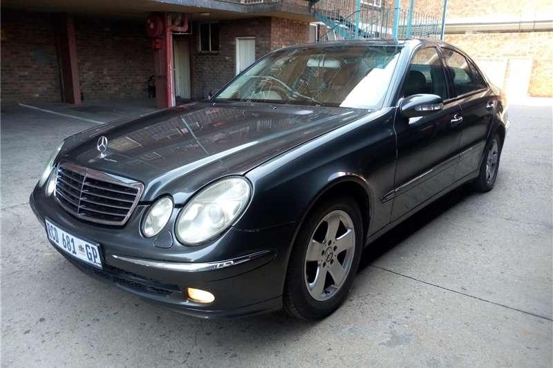 Mercedes Benz 240 G 2005