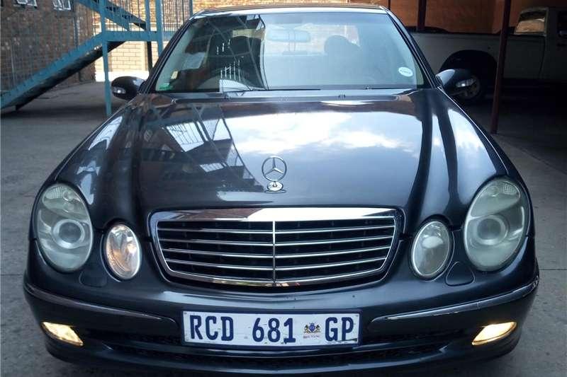 Mercedes Benz 240 G 2006