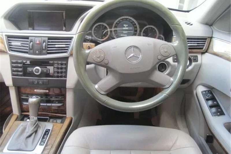Mercedes Benz 250CE 2011