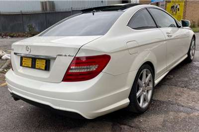 Mercedes Benz 250S AMG COUP 2016